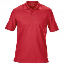 Plain Polo Shirt Double Pique Gildan 190 GSM