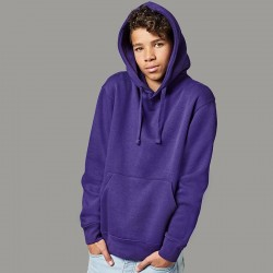 Plain Hoodie Authentic Hooded Russell 280 GSM
