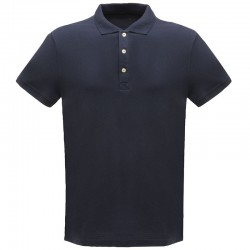 Plain Polo Shirt Cotton Pique Regatta Classic 200 GSM