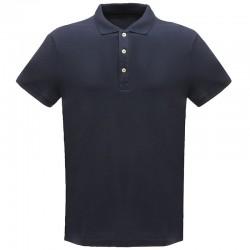Plain Polo Shirt Cotton Pique Regatta Classic 200 GSM