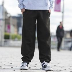 Plain Kids cuffed sweatpants Awd Is 280 GSM