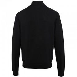 Plain ¼ zip knitted sweater Premier 12 Gauge