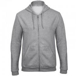 Plain sweatshirt ID.205 50/50 B&C 270 GSM