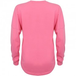 Plain Sweatshirt Slogan Skinnifit 220 GSM