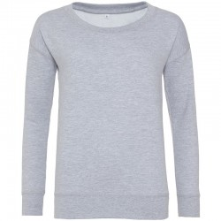 Plain sweatshirt Girlie fashion AWDis 280 GSM