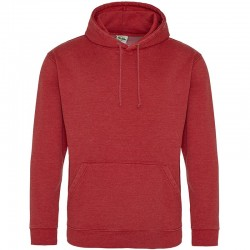 Plain hoodie Washed Awdis 280 GSM