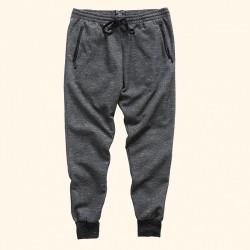 Plain jog pants Real Brave Soul 280 GSM