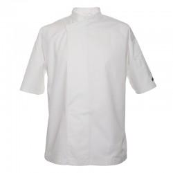 Plain tunic Short sleeve academy Le Chef 215 GSM