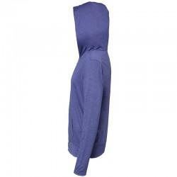 Plain jacket Anvil triblend full-zip hooded ANVIL 159 GSM