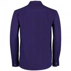 Plain Shirt Mandarin Collar Kustom Kit 115 GSM