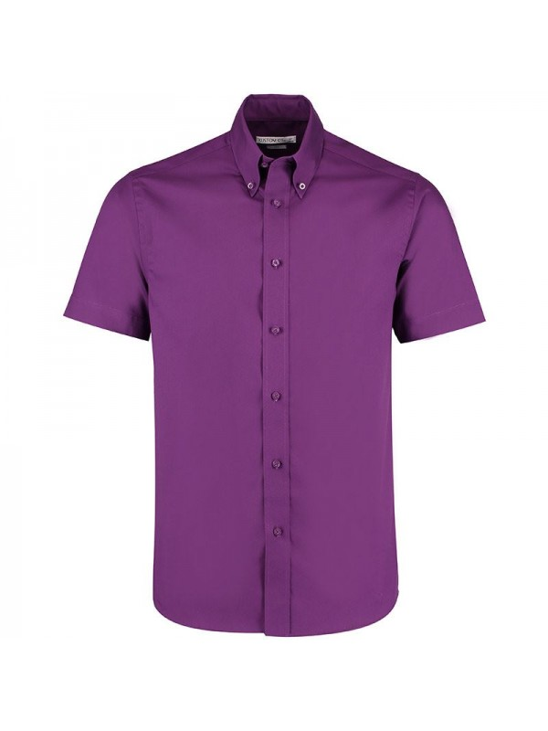 Plain shirt tailored premium oxford kustom kit 125 gsm for Premium plain t shirts