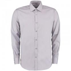 Plain Shirt Slim Fit Business Kustom Kit 105 GSM