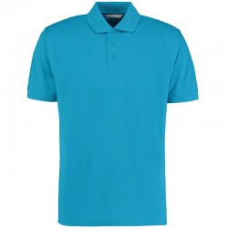 Plain Polo Shirt Klassic Pique Kustom Kit 185 GSM