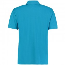 Plain Polo Shirt Klassic Pique Kustom Kit 185 GSM
