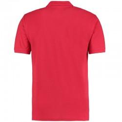 Plain Polo Shirt Klassic Slim Fit Kustom Kit 185 GSM