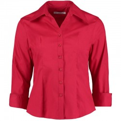 Plain Oxford Shirt Sleeve Corporate Kustom Kit 125 GSM