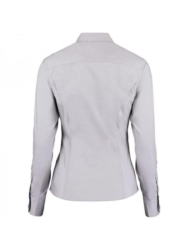 28a5b892aab Plain Women s contrast premium Oxford shir Kustom Kit 125 GSM