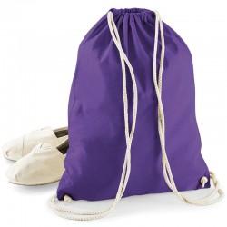 Bag Cotton gymsac Westford mill 85 GSM
