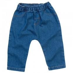 Sustainable & Organic Babywear Baby Rocks denim trousers Kids  Ecological BABYBUGZ brand wear