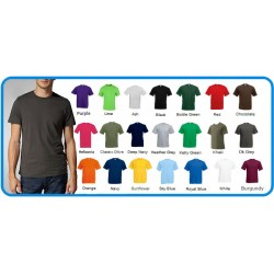 Plain SnS 100% Soft Cotton 160 gsm T-Shirt