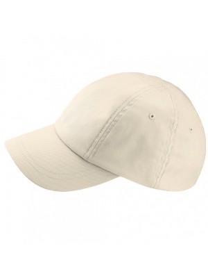 Cap Organic Cotton 6 Panel Beechfield Headwear