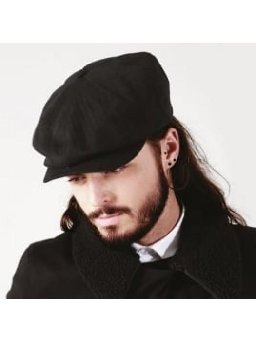 Cap Newsboy Beechfield Headwear