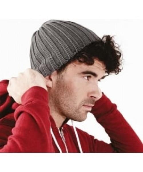 Beanie Chunky Knit Beechfield Headwear