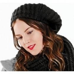 Beret Bardot shimmer Beechfield Headwear