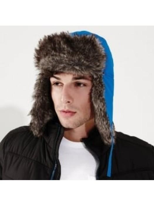 Hat Sherpa Beechfield Headwear