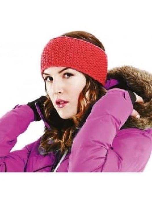 Headband Slopeside waffle Beechfield Headwear