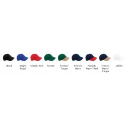 Cotton cap heavy brushed Beechfield Headwear