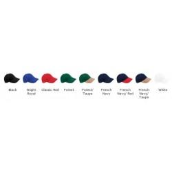 Cotton cap heavy brushed Beechfield Headwear