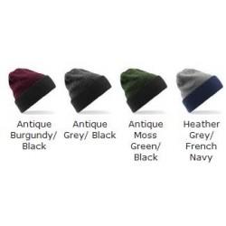 Beanie Reversible heritage Beechfield Headwear