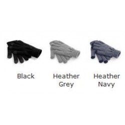 Glove Touchscreen Smart Beechfield Headwear