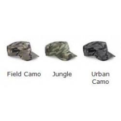 Cap Camo army Beechfield Headwear