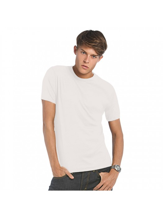 Plain T-Shirt Men-Fit B and C Collection White 220gsm,Colours 250 GSM