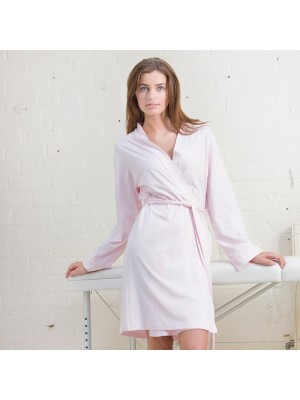 Wrap Robe Ladies Cotton Towel City