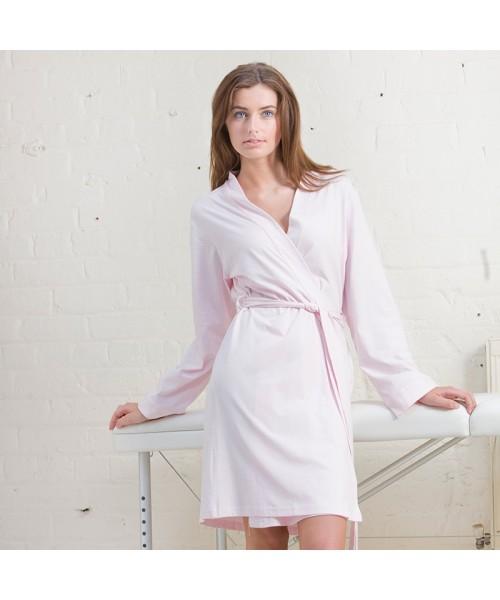 Wrap Robe Ladies Cotton Towel City
