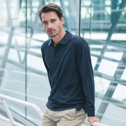 Plain shirt Long sleeve  Henbury  180gsm