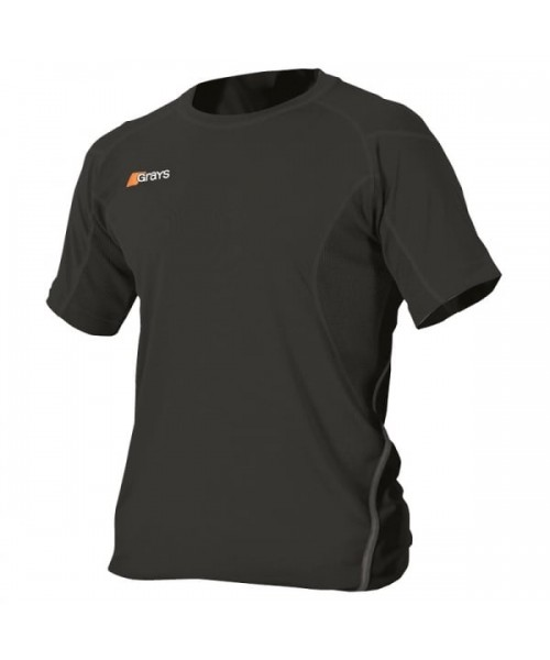 Plain hockey shirt crew neck Grays  155gsm GSM