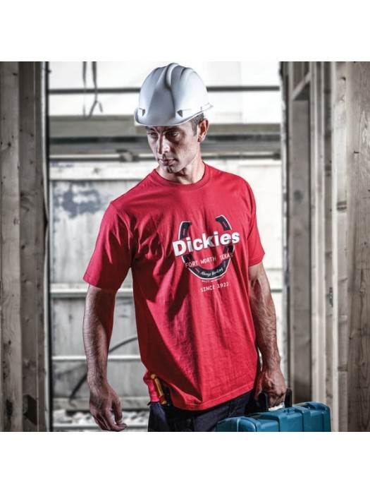 Plain t-shirt 5 pack Dickies  180gsm GSM