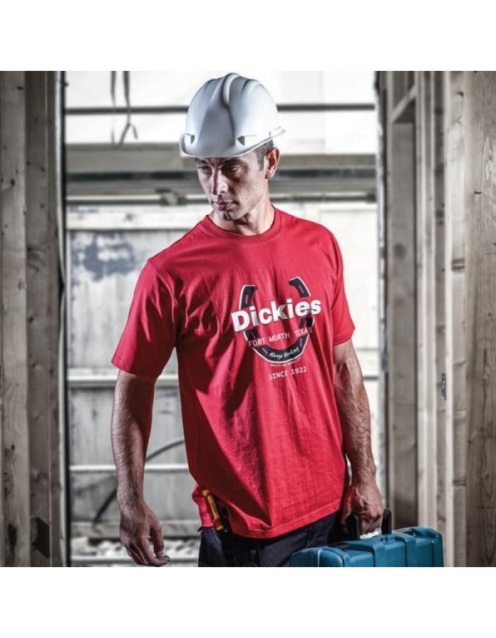 Plain t-shirt 5 pack Dickies  180gsm