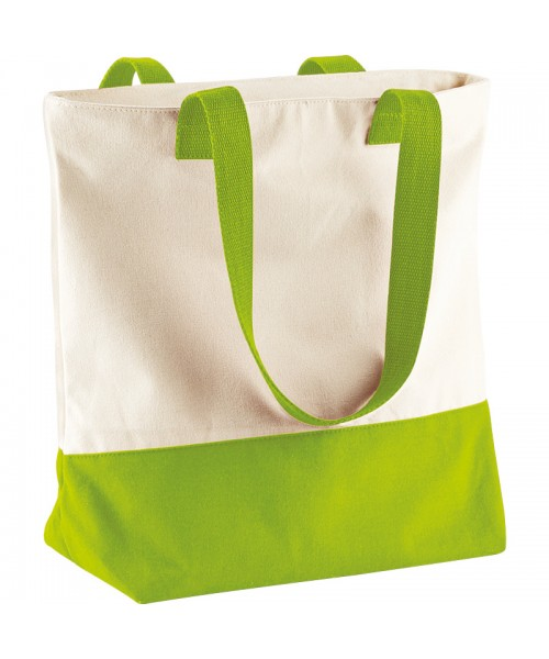Canvas tote Westcove Bag Base