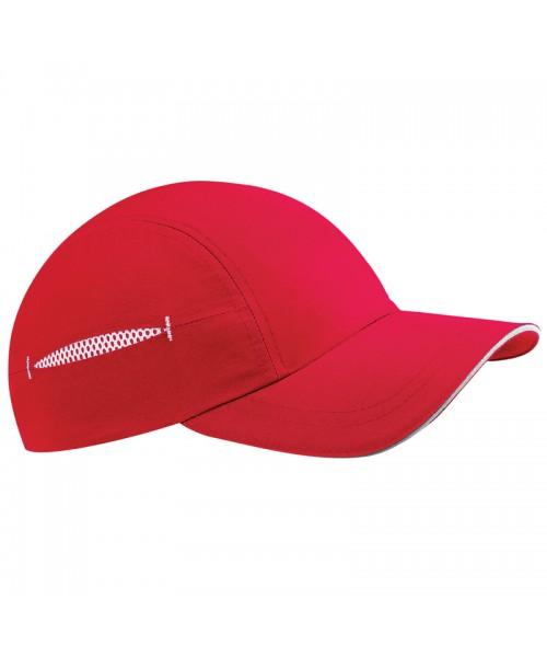 Competition Cap Coolmax Teamwear Beechfield Headwear