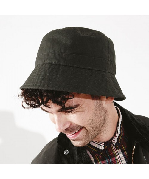 Bucket hat Waxed Beechfield Headwear