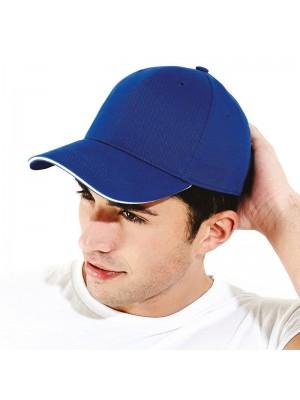 Cap Athleisure 6 panel Beechfield Headwear