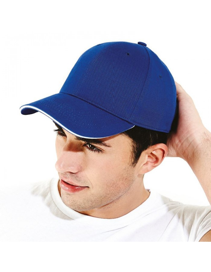 Cap Athleisure 6 panel Beechfield Headwear