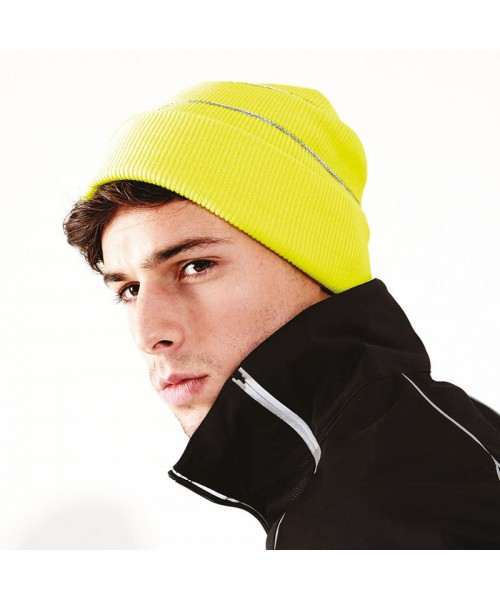 Hat Enhanced-viz Beechfield Headwear
