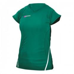 Plain hockey shirt V-neck Grays  155gsm