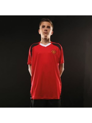 Plain t-shirt  Manchestert Official Football Merchandise 140gsm GSM